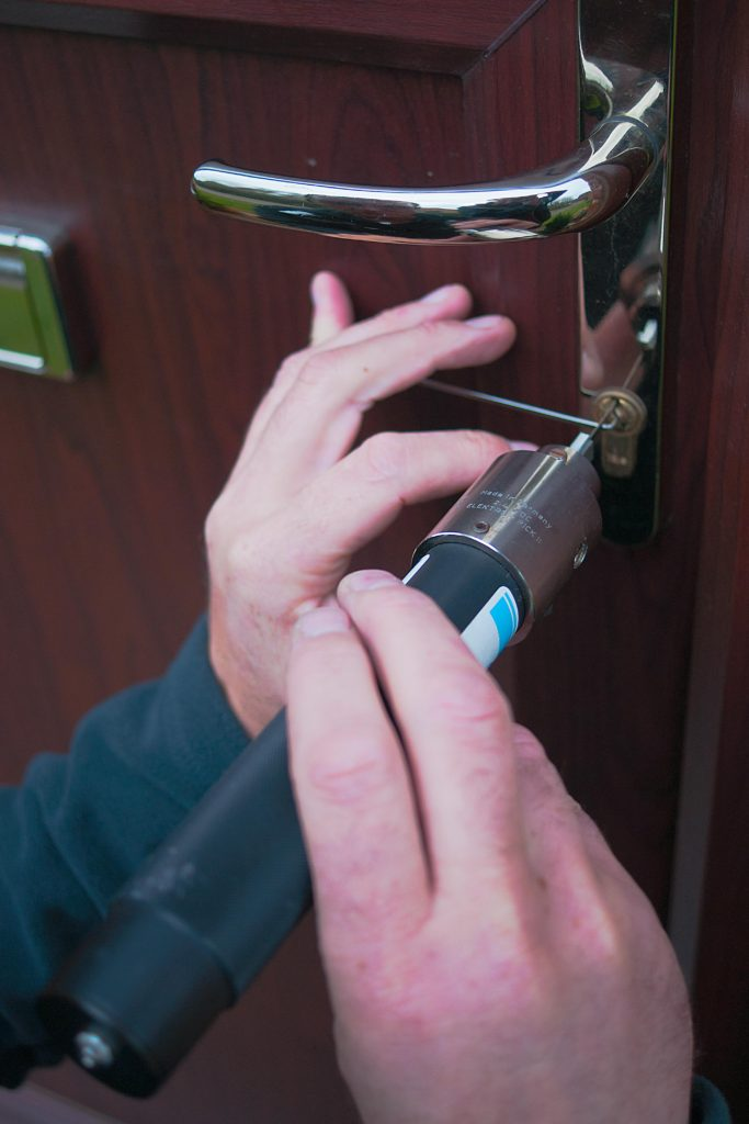 Vulnerabilities of the Euro Cylinder Lock Rotherham